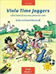 Viola Time Joggers, m. Audio-CD