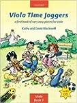 Viola Time Joggers +CD - Alto