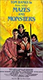 Rona Jaffes Mazes & Monsters [VHS]