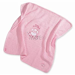 Zapf Creation Baby Annabell Knitted Blanket: Amazon.co.uk ...