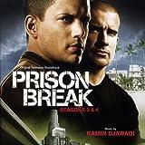 Prison Break : Saisons 3 & 4 (Bof)