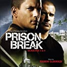 Prison Break : Saisons 3 & 4 (Bof)