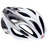 Bell Alchera Helmet - White/Titanium, Small/Medium