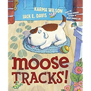 Moose Tracks!