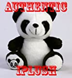 Authentic iPlush Plush Toy Cell Phone Case (S4 i9500, Panda)