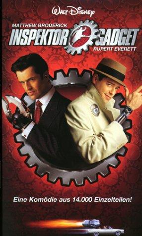 Inspektor Gadget [VHS]
