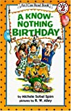 img - for A Know-Nothing Birthday (I Can Read Book 2) book / textbook / text book