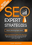 SEO Expert Strategies: SEO Consultant Spills His Secrets - Discover How To Rank Higher, Outsource To The Right SEO Service Provider And Take Advantage Of Free Search Engine Traffic (English Edition)
