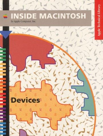 Inside Macintosh: Devices (Macintosh technical library)