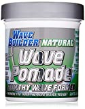 Wavebuilder Natural Wave Pomade Healthy Wave Former, 3 Ounce