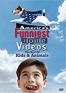America's Funniest Home Videos: The Best Of Kids & Animals