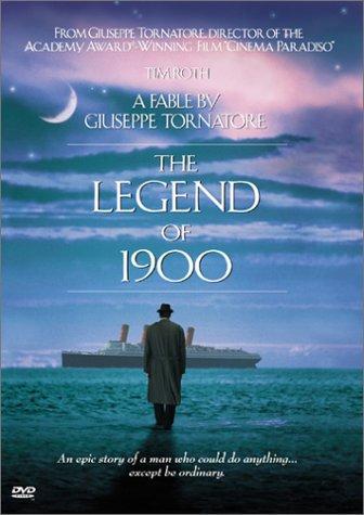������� � �������� / The Legend of 1900 / Leggenda del pianista sull'oceano, La (1998) BDRip