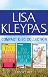 Lisa Kleypas - Travis Book Series Collection: Book 1 & Book 2 & Book 3: Sugar Daddy, Blue-Eyed Devil, Smooth Talking Stranger