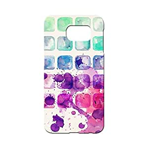 BLUEDIO Designer 3D Printed Back case cover for Samsung Galaxy S6 - G2074