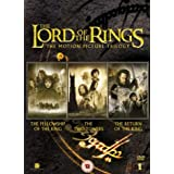 The Lord of the Rings Trilogy (Theatrical Edition Box Set) [DVD]by Elijah Wood