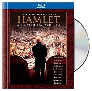 Hamlet: Limited Edition Blu-ray Book (Bilingual)