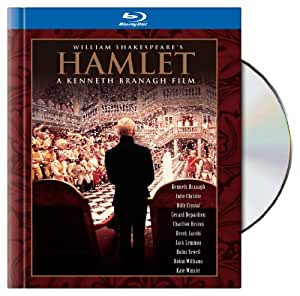 Hamlet: Limited Edition Blu-ray Book (Bilingual)