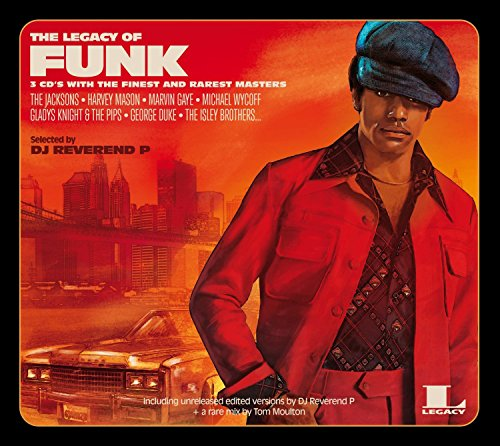 Audio CD : The Legacy Of Funk [+Peso($32.00 c/100gr)] (US.ME.5.1-3.99-B01CFYMD9O.688309)
