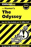 CliffsNotes on Homers Odyssey (Cliffsnotes Literature)