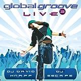 echange, troc David Knapp, DJ Escape - Global Groove: Live 3