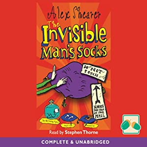 The Invisible Man's Socks | [Alex Shearer]