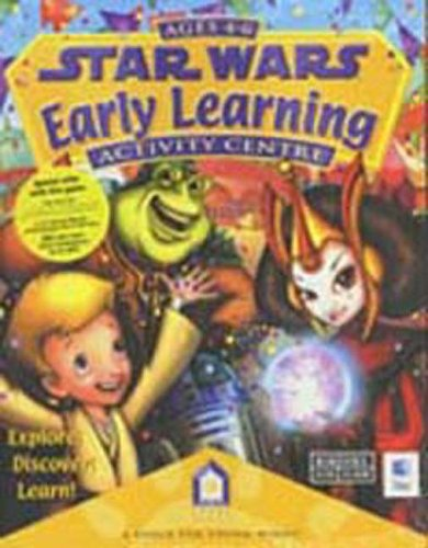 Star Wars Early Learning Activity Centre