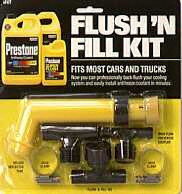 Prestone AF-KIT Flush 'N Fill Kit (Radiator Antifreeze compare prices)