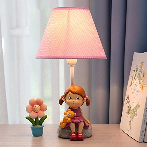 Warm-und-schn-kleines-Mdchen-Tischlampe-Schlafzimmer-Nachttischlampe-Kreative-Mode-Cartoon-Kinderzimmer-Tischlampe-Dekorative-Geburtstags-Geschenk