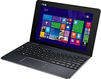 ASUS Transformer Book 10.1-Inch Detachable 2 in 1 Touchscreen Laptop