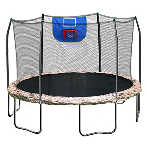 skywalker-trampolines-jump-n-dunk-trampoline-with-safety-enclosure-and-basketball-hoop-camo-12-feet