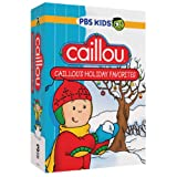Caillou's Holiday Favorites [DVD] [Region 1] [US Import] [NTSC]