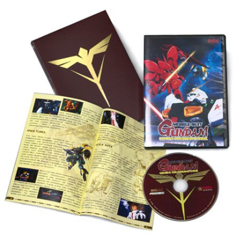 Mobile Suit Gundam: Char's Counterattack [DVD] [Region 1] [US Import] [NTSC]
