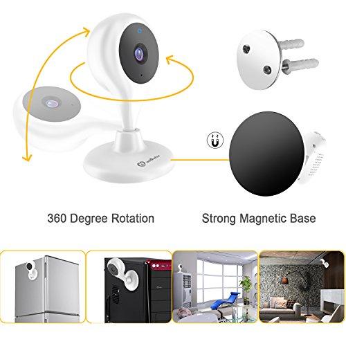 Wireless Smart Camera, MiSafes