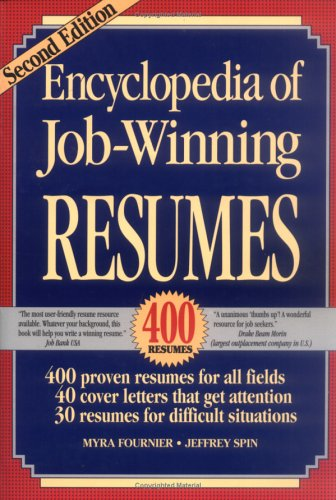 Resume encyclopedia