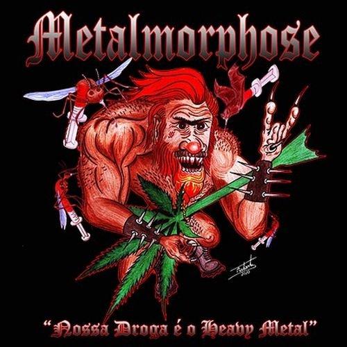 Nossa Droga E O Heavy Metal