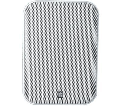 Poly-Planar 9 X 6 2-Way Panel Speaker- 400W White (Pr)