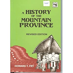 Mountain Province History | RM.