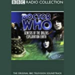 Doctor Who: Genesis of the Daleks & Exploration Earth | Terry Nation,Bernard Venables