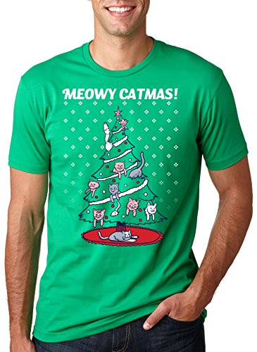 Cat Tree Ugly Christmas Sweater