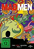 Mad Men - The Final Season, Teil 1 [3 DVDs]