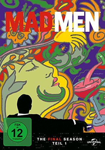 Mad Men - The Final Season, Teil 1 [3 DVDs]
