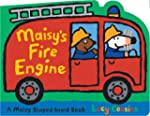 Maisy's Fire Engine: A Maisy Shaped B...