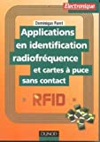 Identification radiofr�quence et cartes � puce sans contact : Applications