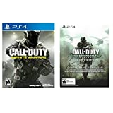PlayStation 4 Call of Duty Infinite Warfare + Modern Warfare Remastered Digital Game - Legacy Edition