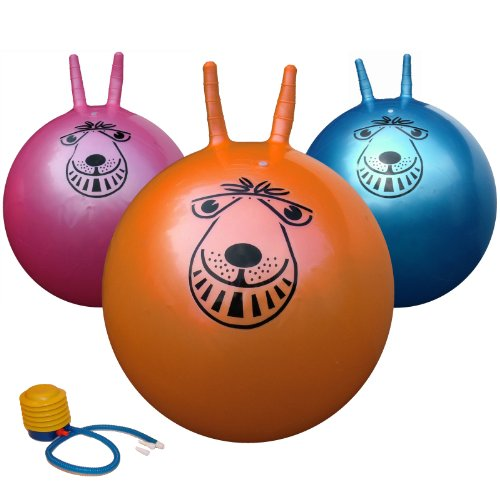 Adult retro space hopper trio pack