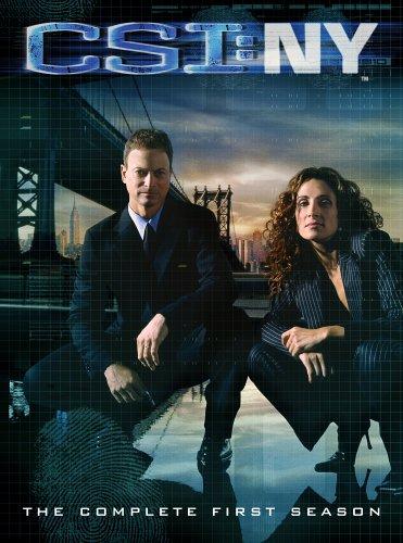 CSI:NY シーズン1