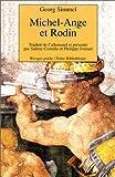 echange, troc Georg Simmel - Michel-Ange et Rodin