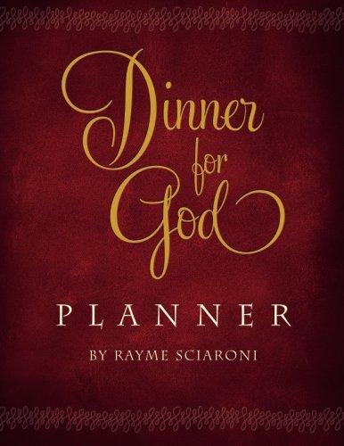 Dinner for God Planner