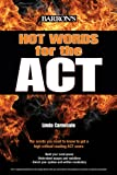 img - for Hot Words for the ACT book / textbook / text book