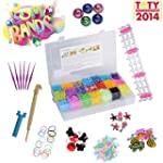 LOOM BANDS BOX SET INCLUDES BOX AND A...